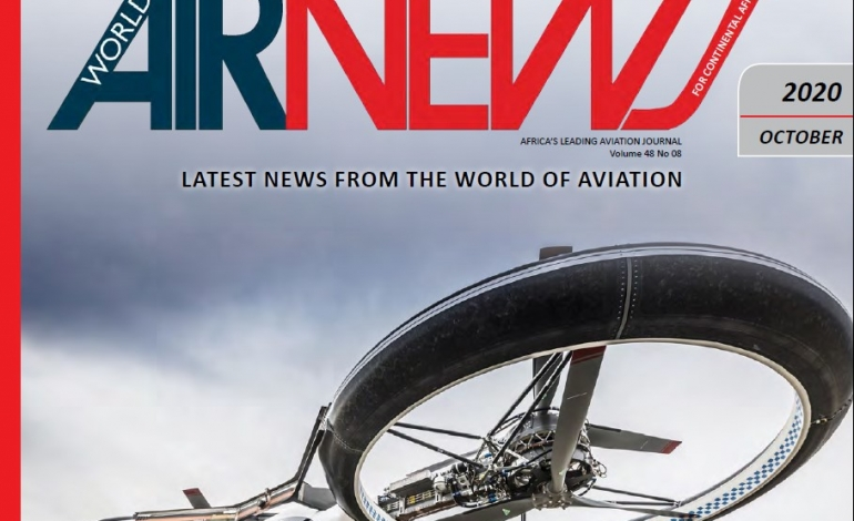 October 2020 edition of World Airnews